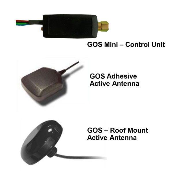 GPS Odometer Sender (GOS)