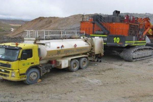 Smart On-Site Mobile Fueling in Yanacocha Mine